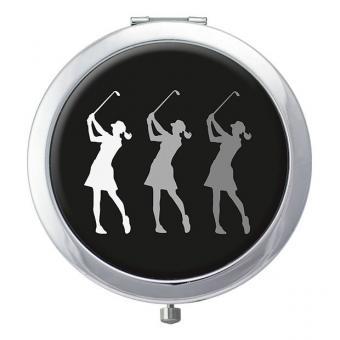 Golf und Günstig Ladies Golf Klappspiegel