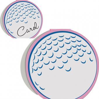 Golf und Günstig Ladies Golf Tischkarten