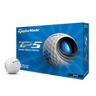 Taylor Made TP5 Golfball 3er