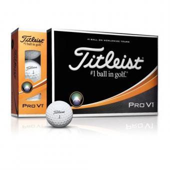Titleist Pro V1 3er Packung