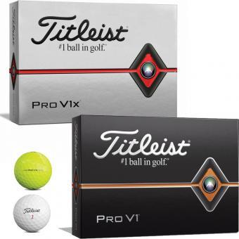 Titleist Pro V1 3er Packung gelb gelb | Pro V1
