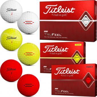 Titleist TruFeel 12er Pack