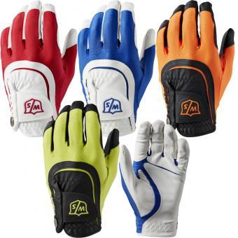 Wilson Staff Fit All Herrenhandschuh Rechtshänder weiss/blau weiss/blau | One Size | linke (Rechtshänder)