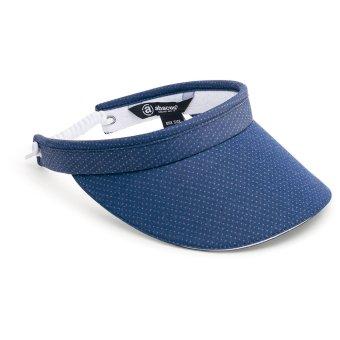 abacus Golf Glade Damen Kabel Visor blau 1