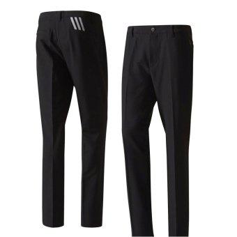 Adidas Golf Ultimate + Herrenhose 3-Stripe schwarz 34-34