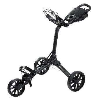 Bag Boy Nitron 3-Rad Trolley schwarz 1