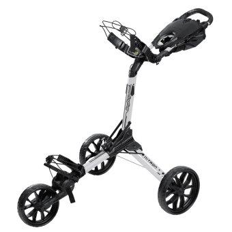 Bag Boy Nitron 3-Rad Trolley weiss 1