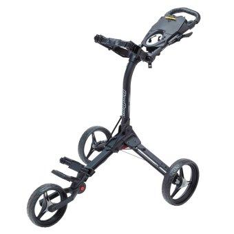 Bag Boy C3 3-Rad Trolley schwarz 1
