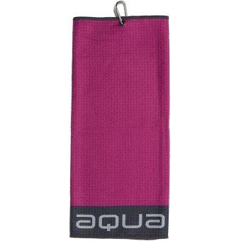 Big Max Aqua Tour TriFold Handtuch Mikrofaser fuchsia 1