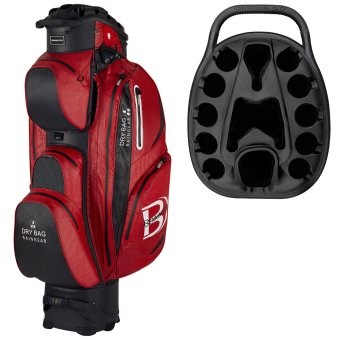 Bennington Sport QO 14 Waterproof Trolleybag rot/schwarz 1