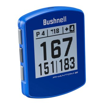 Bushnell Phantom 2 GPS Entfernungmesser blau 1