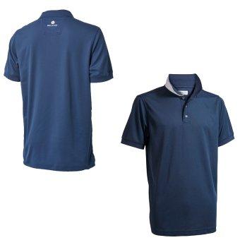 BackTee Golf Performance Herrenpolo (77268) navy L
