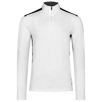 Brax Golf Style Thor Sweat 1/4 Zip Herren weiss/schwarz L