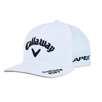 Callaway Performance Pro Cap Tour Authentic weiss 1