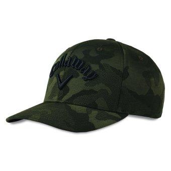 Callaway Camo Snapback adjustable Cap grün 1