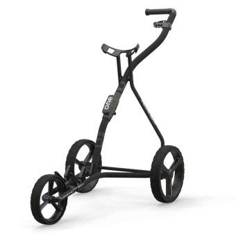 Wishbone ONE Megalight 3-Rad Trolley schwarz 1