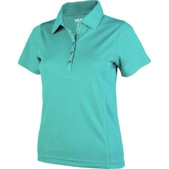 Daily Golf Macy Damen Polo türkis L
