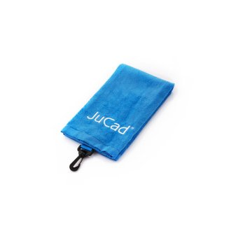 Jucad Tri Fold Handtuch blau 1