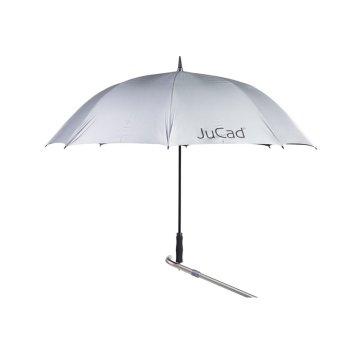 JuCad 'Regenschirm Automatik silber'