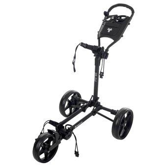 Fast Fold Slim 3-Rad Trolley schwarz 1