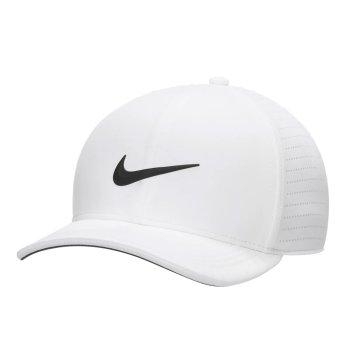 Nike Golf AeroBill Classic 99 Cap geschlossen (BV1073) weiss L/XL