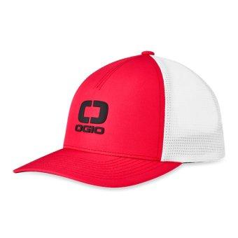 Ogio Golf Shadow Badge Cap rot 1