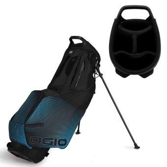 Ogio Shadow Fuse Standbag schwarz/blau 1