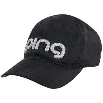 Ping Damen Tour Performance Cap schwarz 1