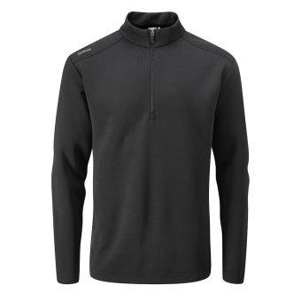 Ping Golf Herren Ramsey 1/4 Zip Sweater schwarz L
