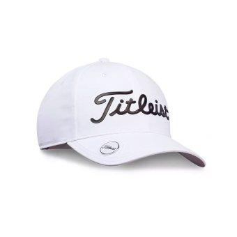 Titleist Tour Performance Ballmarker Cap weiss 1