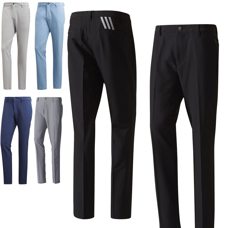 huge discount lowest price on feet shots of Adidas Golf Ultimate + Herrenhose 3-Stripe