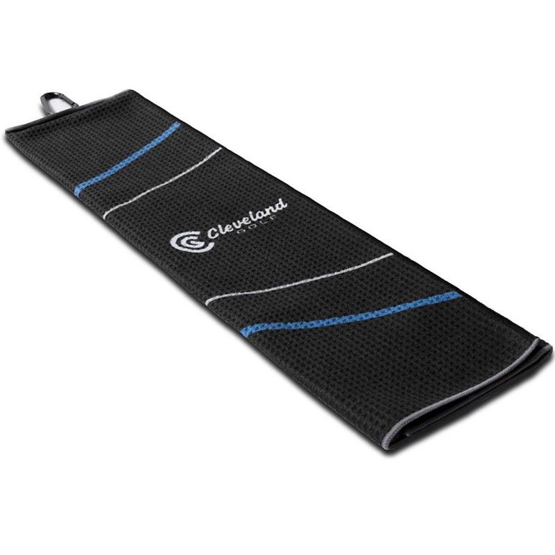 cleveland tri fold handtuch aus mikrofaser golf g nstig. Black Bedroom Furniture Sets. Home Design Ideas