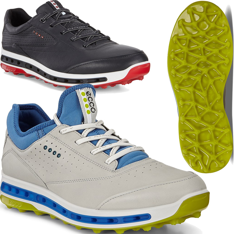 6324c8e11876 Ecco Gore Tex Cool Pro Herren Golfschuh
