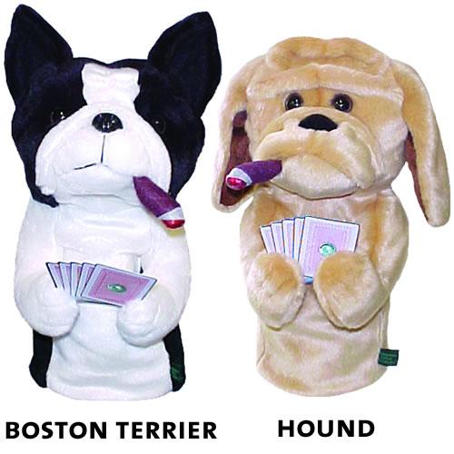 Pokernde Hunde