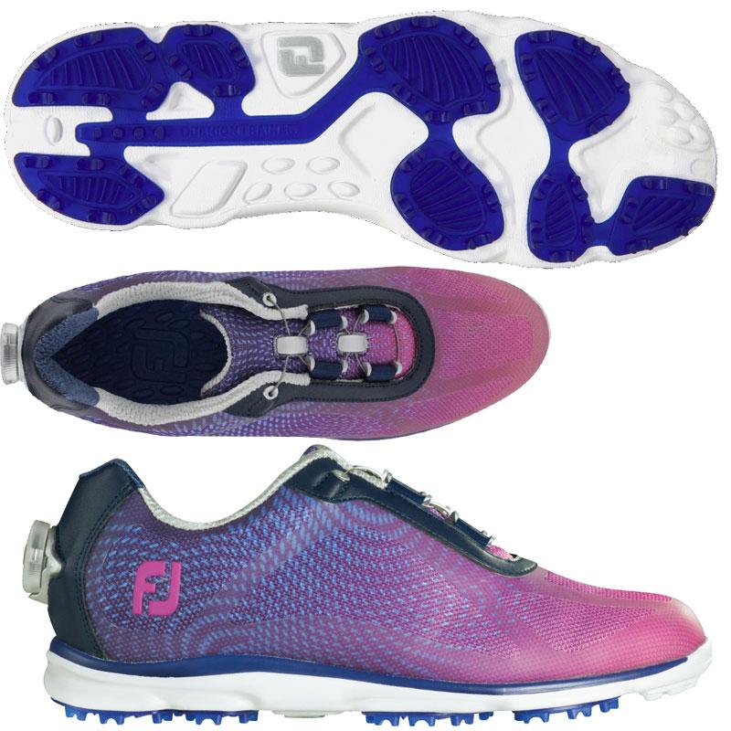 footjoy empower boa damen golfschuh golf g nstig. Black Bedroom Furniture Sets. Home Design Ideas