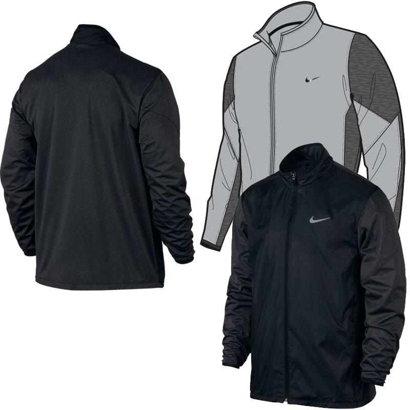 nike golf shield jacket jacke herren 726401 xxl navy. Black Bedroom Furniture Sets. Home Design Ideas
