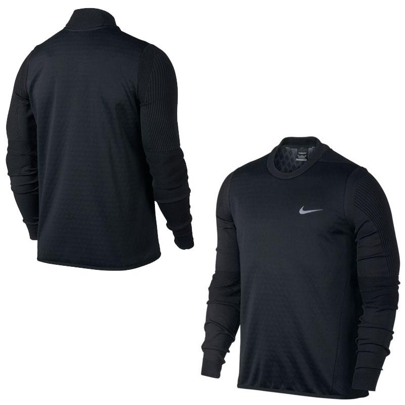nike golf ts knit crew herren pullover 801904 golf g nstig. Black Bedroom Furniture Sets. Home Design Ideas