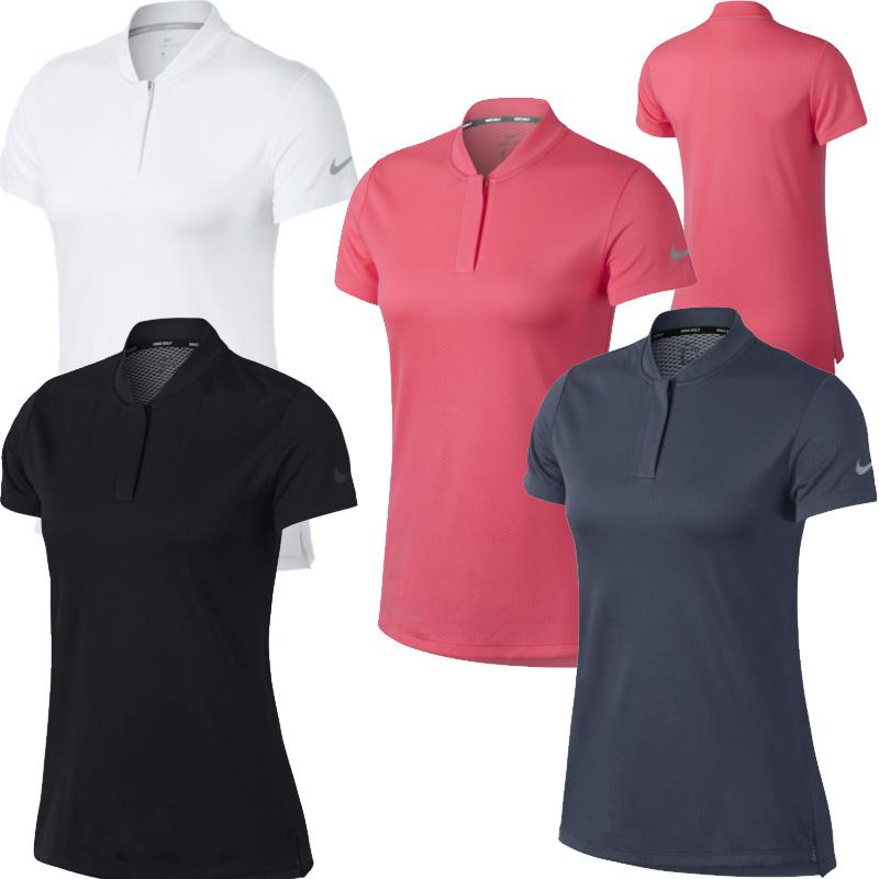 Nike Golf Dry Polo Damen (884845) pink L L | pink