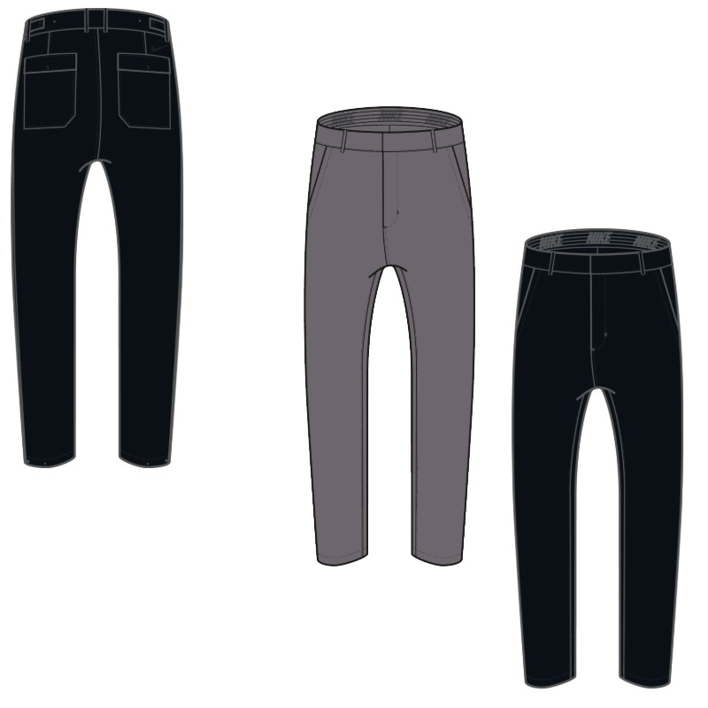 nike golf repel winter herbst herrenhose ar4271 golf. Black Bedroom Furniture Sets. Home Design Ideas
