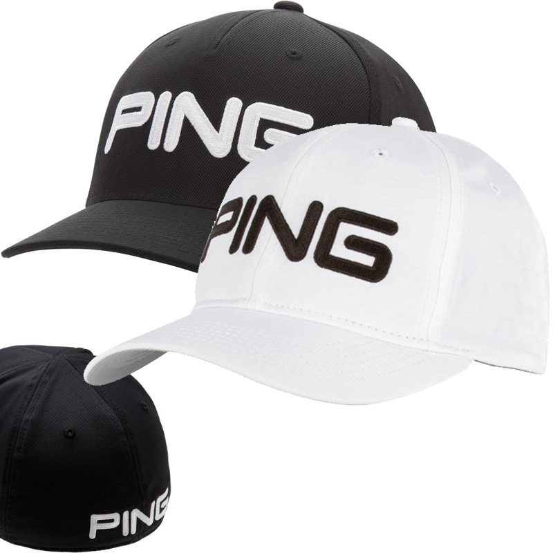 aa4486263e8 Ping Tour Golf Structured Cap