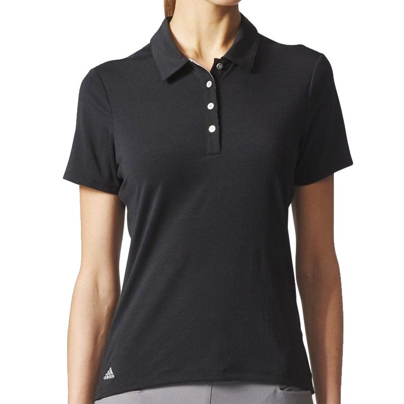 adidas golf damen polo cotton hand af2784 golf g nstig. Black Bedroom Furniture Sets. Home Design Ideas